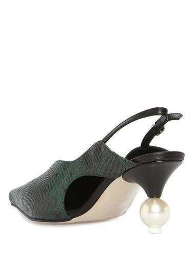 Beymen&Designer Ayakkabı Yeşil